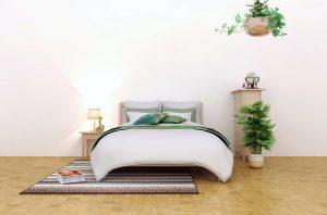 eco friendly bedding bio sleep concept
