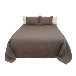 Algas Bedspread and Sham