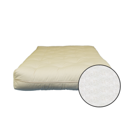 6 inch Cotton Fiber Futon