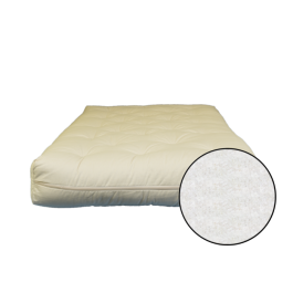 8 inch Cotton Fiber Futon - Mattress