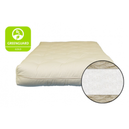 6 inch Cotton and Wool Fiber Futon - Mattress