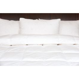 Downia Tropical White Goose Down Duvet