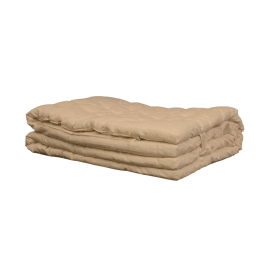 2 inch Organic Wool Mattress Topper