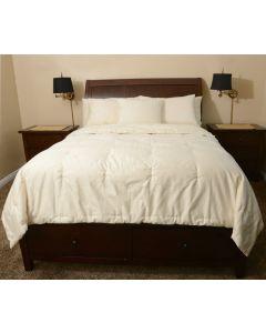 Tropical Wool Comforter