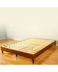 Natural Wood Latex Mattress Platform